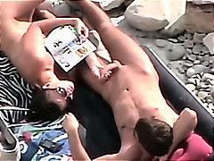 Masturbazione, Spiaggia, Coppie, Sesso Orale, Sesso Orale