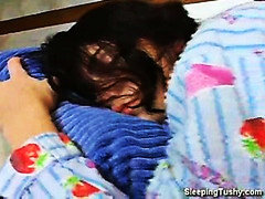 نائمات