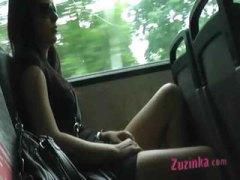 خارج المنزل, في الحافلة, صديقتى السابقة, تحت التنورة