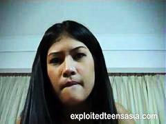 Νεαρή, Μουνάκι, Ταϊλανδή, Ασιάτισσα, Σκληρό