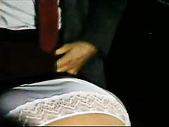 Vintage, Fucked, Assfucked, Park, From, Clothed, Gets, French