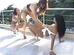 النيك بالأيدى, الجنس فى مجموعة, مجموعات