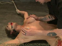 Kinky Sex, Vibrator, Fetish, Legetøj, Reality, Dominering, Bondage, Live