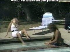 كلاسيكى, حمام السباحة, طيز, إمناء على الوجه, شرجى