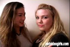 Naughty, Netvideogirls, Lesbian, Sam, Threesome, Homemade, Casting, Pov