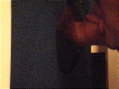 هواه, مص, صورة مقربة, النيك من وراء ستار