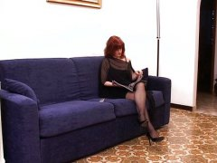 Women, Want, What, Mature, Redhead, Anal