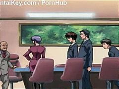 Në Zyre, Aziatike, Banda, Hentai, Vizatimor