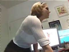Eve Laurence, Eve, Laurence, Office, Tits, Anal
