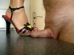 حب الأرجل, كعوب, فتشية