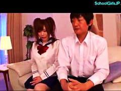 Capezzoli, Giovani, Ragazzine, Uniformi, Giapponesi, Giapponesi, Studenti, A Scuola