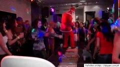 مجموعات, بنات, ملهى ليلى, رقص, رقص, مجموعات, حفلة