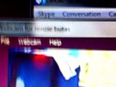 Tai, Dita, Webcam, Webcam