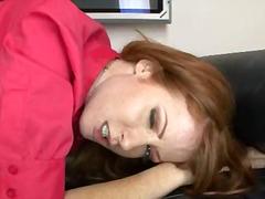 Nikki Rhodes, Pov Point Of View, Evelyn Rhodes, Redhead, Cum Swallowing