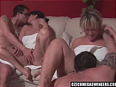 Pov, Amateurs, Czech, Groupsex, Blowjob, Swingers, Party, Czechmegaswingers.com