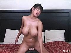 Orgasm, Big-Boobs, Beltran, Oil, Large-Breasts