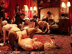 Orgy, Group-Sex, Party, Bondage, Torture, Spanking, Bdsm, Kinky