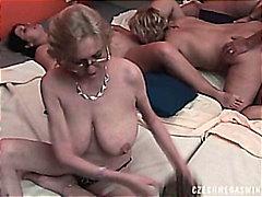 Sexparty, Tjekker, Swingersex, Gruppesex, Amatører, Orgier, Reality, Hjemmelavet Porno