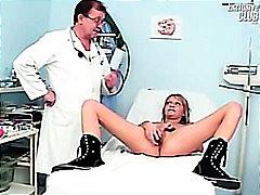 منظار, كساس, كساس واسعة, طبيب النساء, غريب جداً, الطبيب