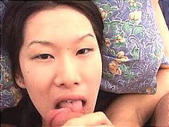 نكاح اليد, يابانيات, نيك ثلاثى, مص, إمناء على الوجه