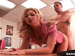 شقراوات, في المكتب, مراهقات, زوجان
