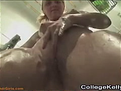 Shower, Amateur, Solo, Masturbation, Homemade, Softcore, Fingering, Blonde
