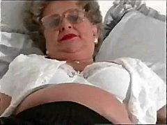 Mature, Teasing, Rubbing, Granny, Stockings, Solo, Chubby, Masturbation