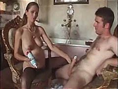 Cumshot, Tight, European, Blowjob, Lingerie, Tittyfuck, Fetish, Riding