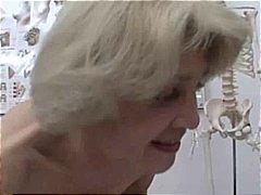 Facial, Granny, Anal