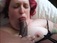 Slut, Whore, Bbc, Cock, Swallow, Bbw
