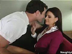 India Summer, Blowjob Cumshot, Naughty America, Butt, Fucking, Babe