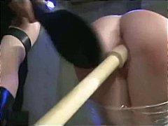 ضرب الطيز, لعب جنسية, تقييد وسادية
