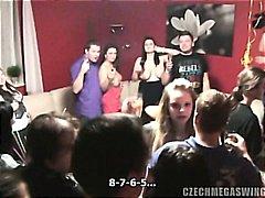 حفلة, هواه, مجموعات, الجنس فى مجموعة, أفلام منزلية