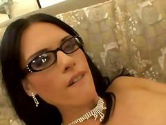 с очила