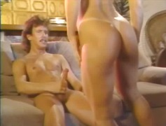 Retro, Big Cock, Riding, Hardcore, Classic, Doggystyle, Curly Hair, Blowjob