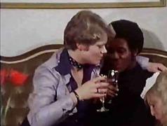 Danish, German, Group Sex, Black And Ebony, Vintage