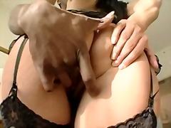 فرانسوی, ستاره فیلم سکسی, کیر گلفت, سیاه پوست