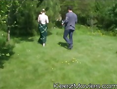 Hardcore, Keezmovies, Public, Blowjob, Teenager, Outdoors, Blonde, Group