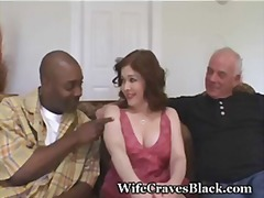 Swinger, Interracial, Hairy, Redhead, Share, Busty, Wife