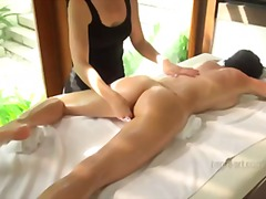 Fingering, Natural-Breasts, Lesbians, Oil, Pussy-Play, Sensual, Massage, Girl-On-Girl