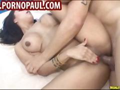 Hardcore, Babe, Brazilian, Latin, Anal