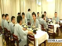 مجموعات, آسيوى, غريب جداً, فتشية, أكل, يابانيات, يابانيات