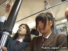 يابانيات, بنات جميلات, استراق النظر, في العلن, آسيوى