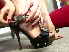 Footjob, Interracial, Fetish, Weird, Feet, Bizarre, Foot
