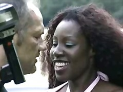 Interracial, Black And Ebony, German