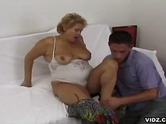 Bbw, Couple, Granny, Cougar