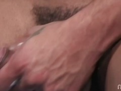 Tattoo, Masturbation, Gay, Solo, Stripper, Bed, Latin