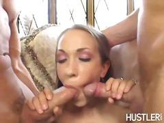 Big-Tits, Stroke, One, Groupsex, Women