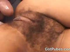 Hairy, Bush, Pube, Natural