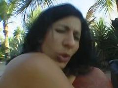 Outdoors, Sex-Toys, Interracial, Door, Big-Tits